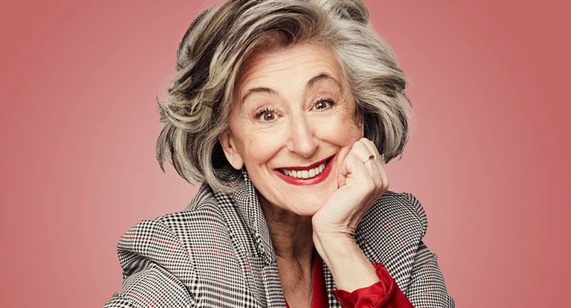 Maureen Lipman. Photo by Jay Brooks