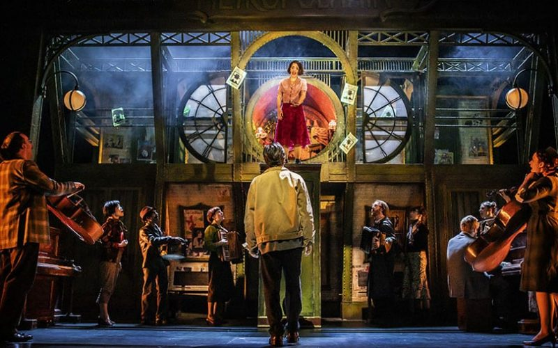 Amelie The Musical. Photo: Pamela Raith